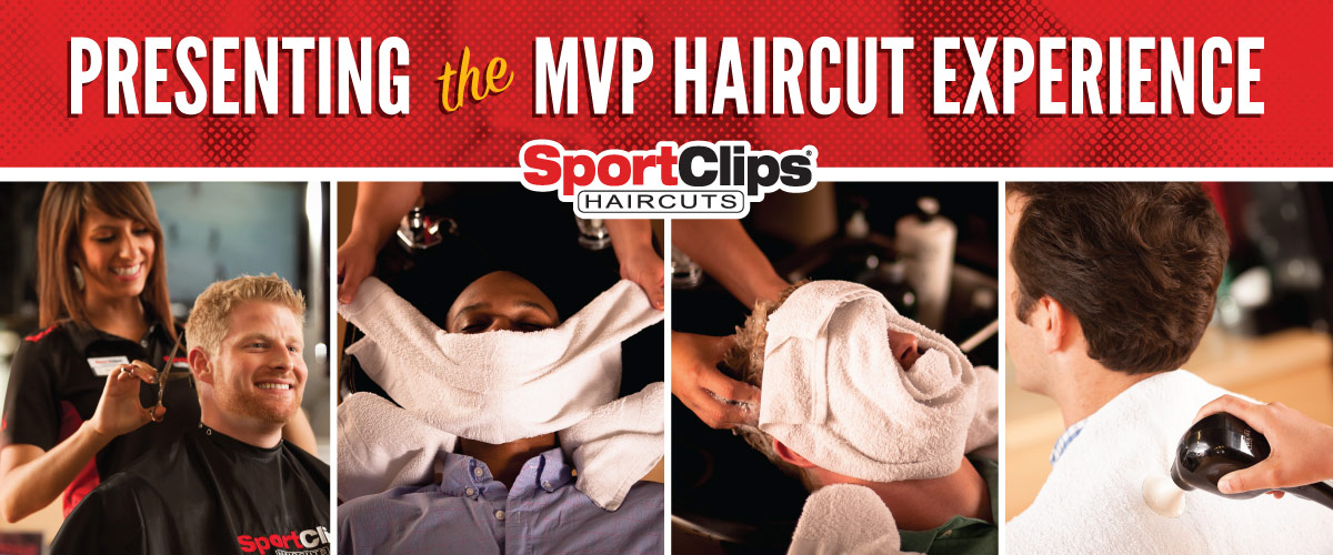 The Sport Clips Haircuts of Elk River MVP Haircut Experience
